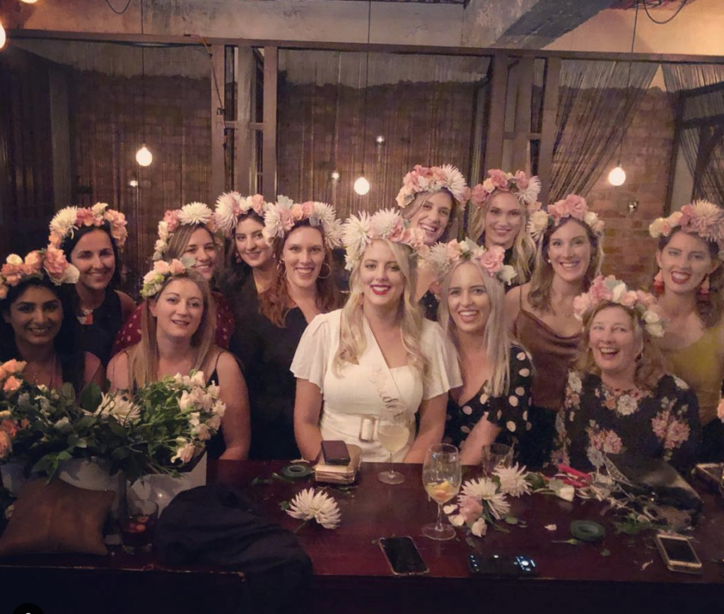 flower crowns adelaide bloomfield